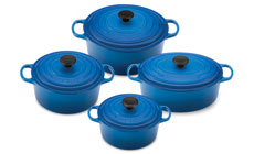 Le Creuset Signature Cast Iron 8-piece Dutch Oven Cookware Sets