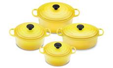 Le Creuset Signature Cast Iron 8-piece Dutch Oven Cookware Set