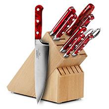 Lamson Fire 10-piece Knife Block Sets