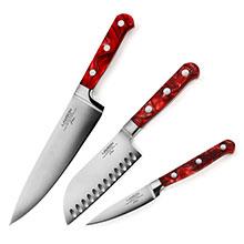 Lamson Fire Knife Set
