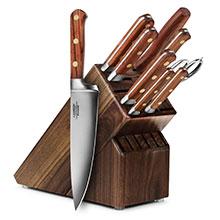 Lamson Rosewood 10-piece Knife Block Sets