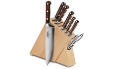 Lamson Silver 8-piece Slim Knife Block Sets