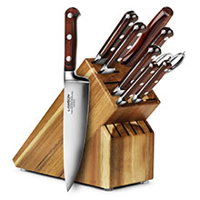 Lamson Silver 10-piece Knife Block Sets