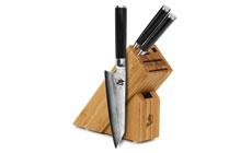 Shun Classic Slimline Knife Block Set