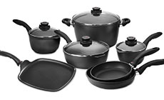 Cookware Sets Stainless Steel Cookware Set All Clad