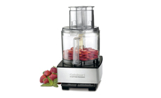 Cuisinart Stainless Steel Custom Food Processor