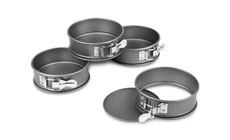 Kaiser Mini Springform Pan, Set of 4