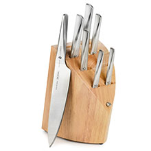 Chroma Type 301 Deluxe Knife Block Set