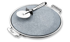All-Clad Round Pizza Stone Set