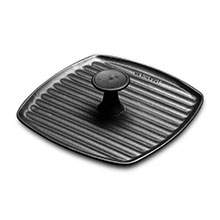 Le Creuset Cast Iron 9-inch Square Grill Press