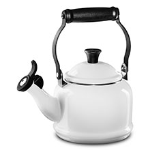 Le Creuset Enameled Steel 1¼-quart Demi Tea Kettle