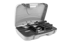Victorinox Forschner Fibrox Deluxe Knife Attache Case Set