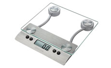Salter Digital Aquatronic Glass Kitchen Scale