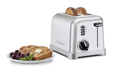 Cuisinart Stainless Steel Classic Toasters