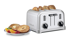 Cuisinart Stainless Steel Classic Toaster
