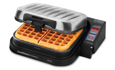 Chef's Choice Model 850 WafflePro Taste-Texture Belgian Waffle Maker