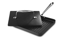 All-Clad Nonstick Panini Pan & Press