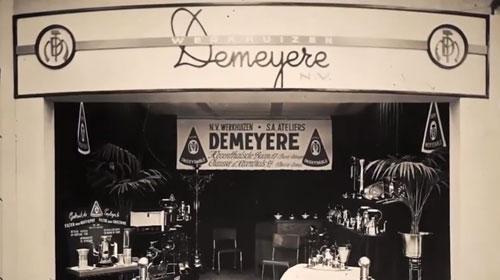 A history of Demeyere