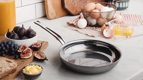 Hestan Chef-Inspired Cookware